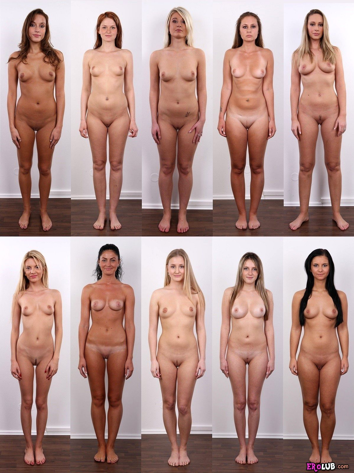 Кастинг порно фото Голые девушки на порно кастинге