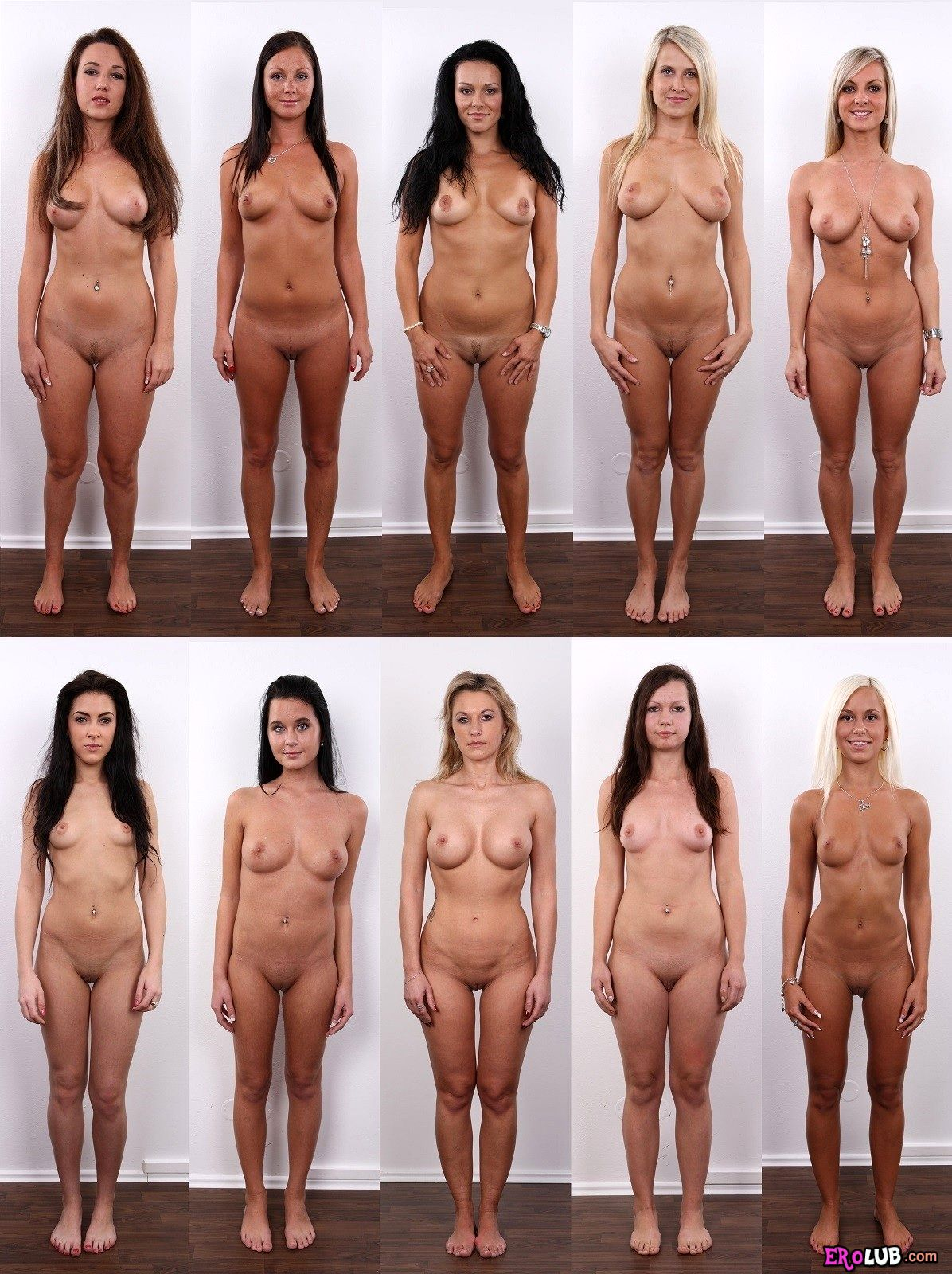 девушки на порно кастинге фото
