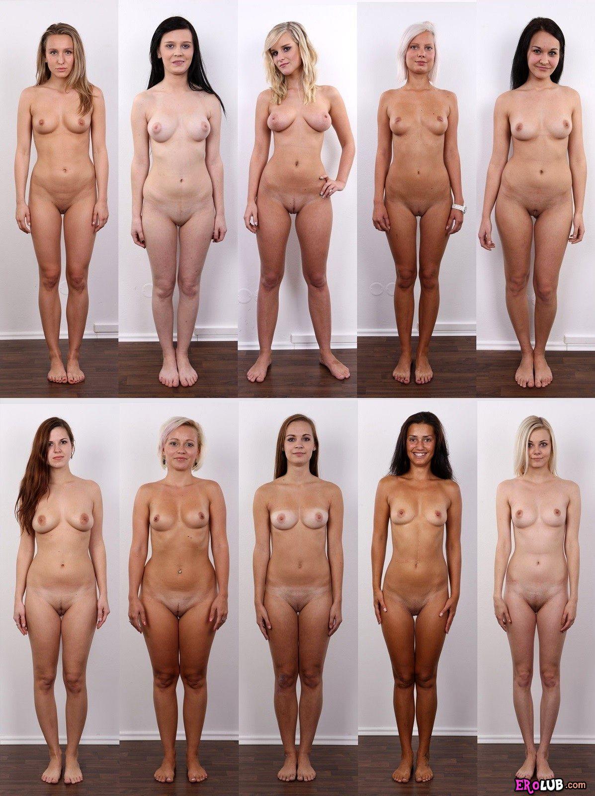 Фото голых женщин в полный рост 3 фотография