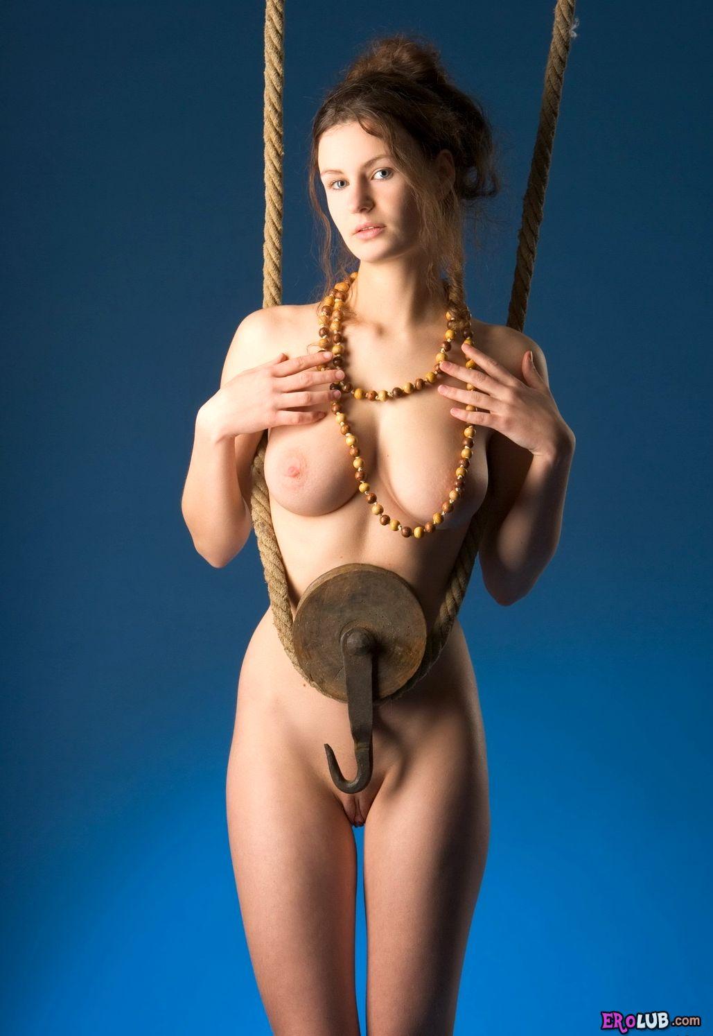 массаж голым фото