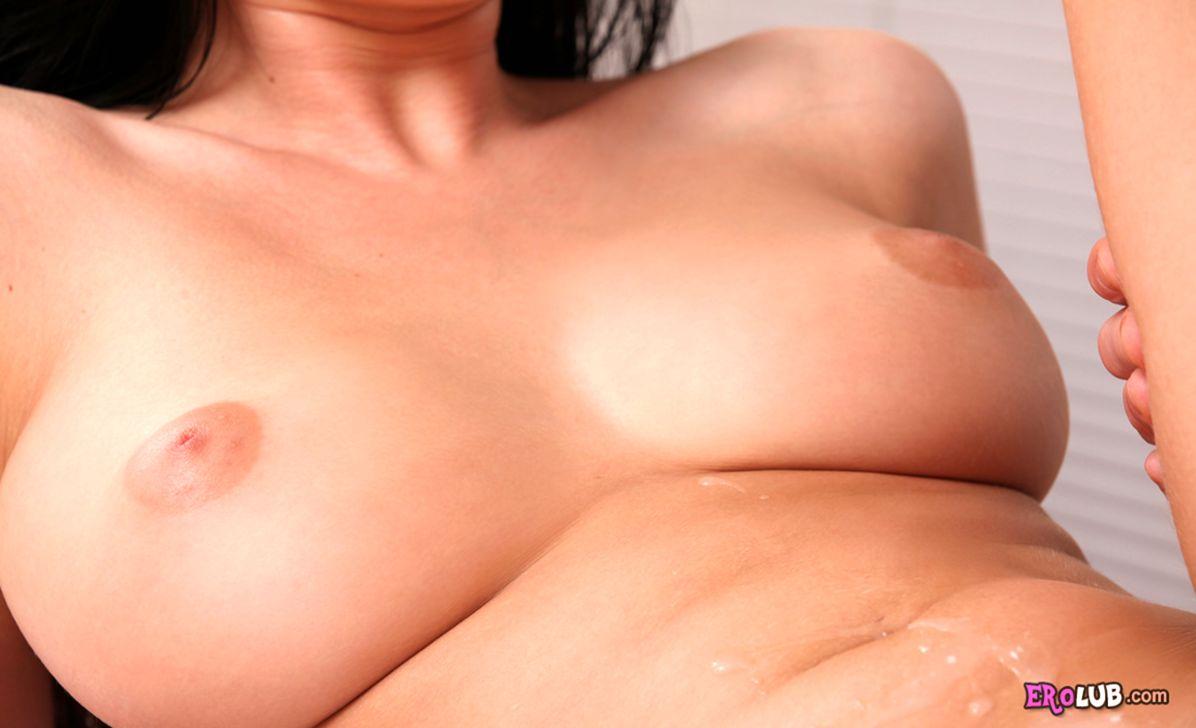 Домашний секс русской зрелой дамы с молодым парнем