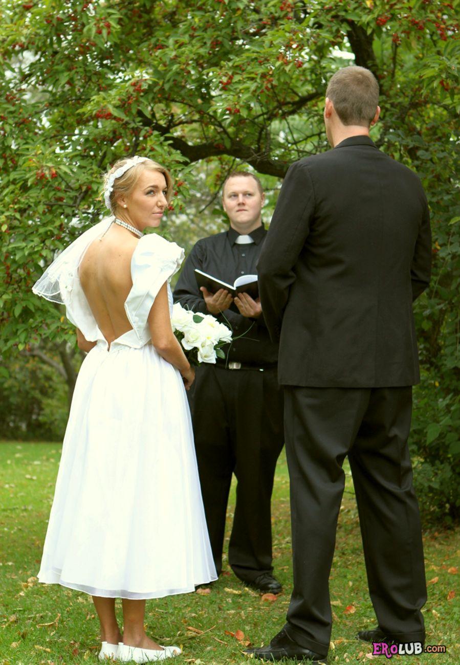 Невеста раздевается на свадьбе смотреть онлайн фотоография