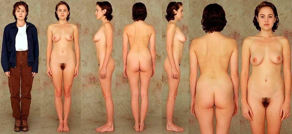 женские фото одетые и раздетые
