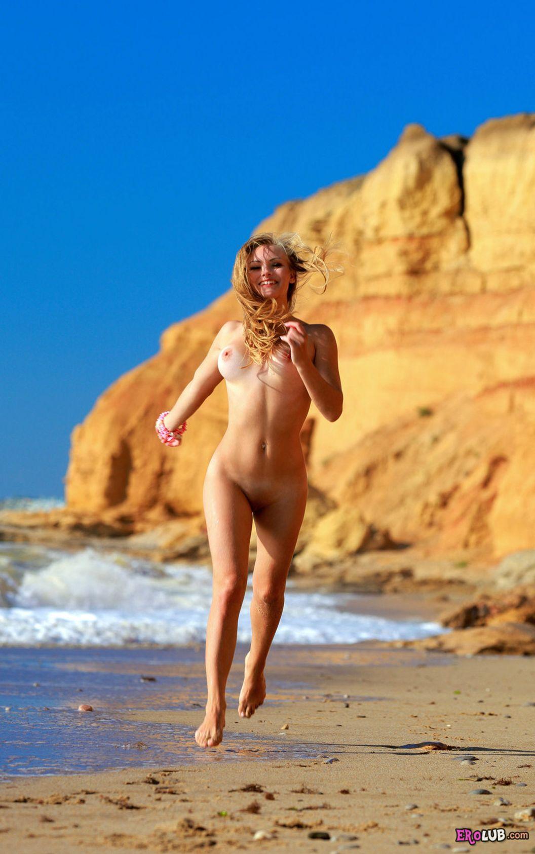 Пляж Обнаженный Отдых