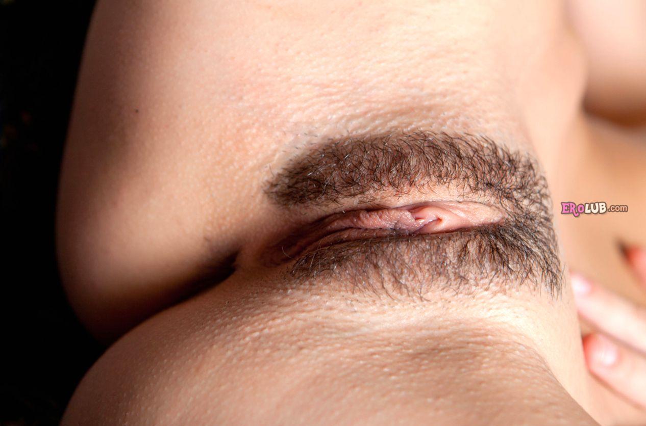 как бреют пизду фото